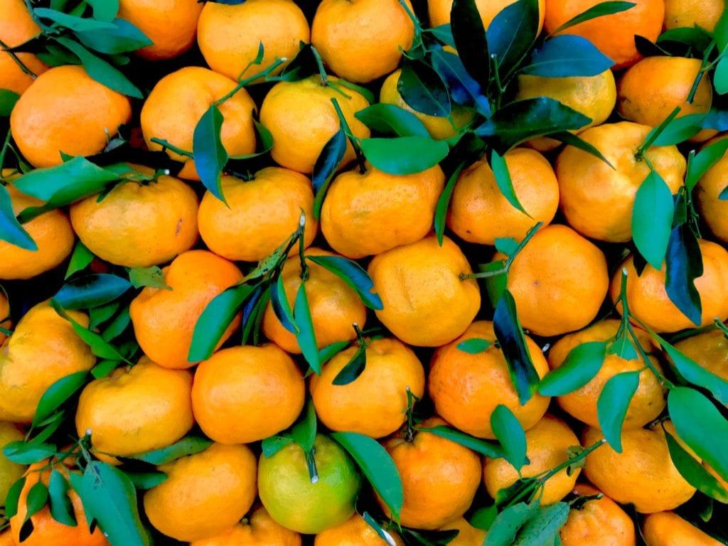 Pile Of Orange Fruits 2495220