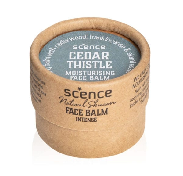 Cedar Fresh Face Balm Small