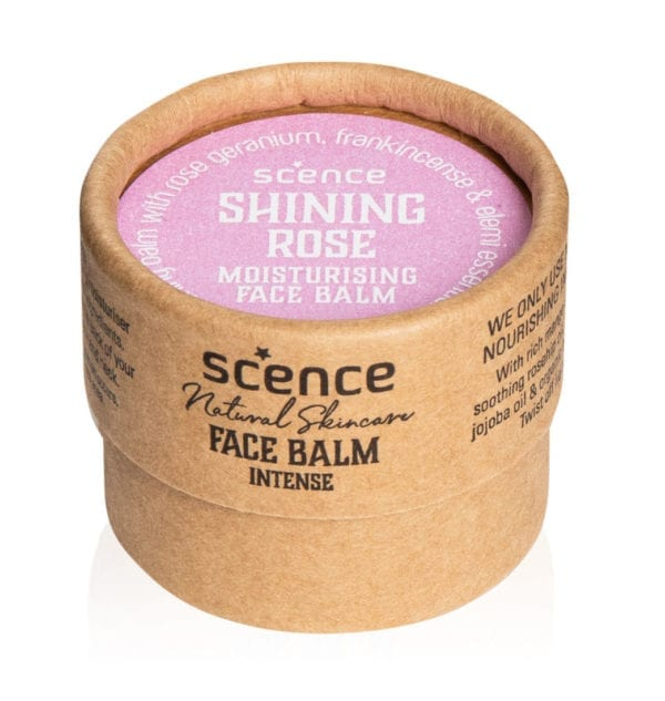 Shining Rose Face Balm Small