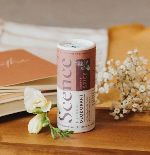 Scence spice product deodorant