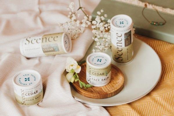 Scence natural product cedar range