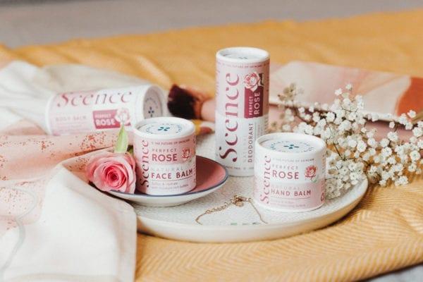 Scence rose product range