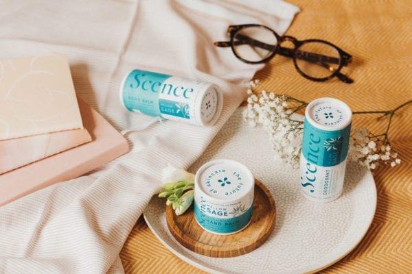 Scence sage natural product range