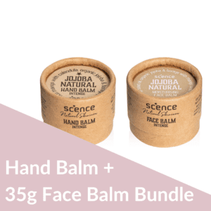 Hand & 35g Face Balms Bundle