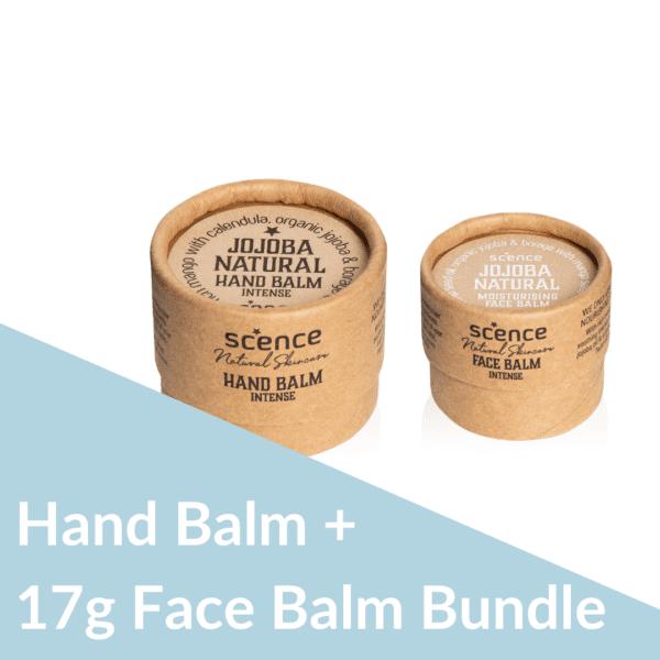 Hand & 17g Face Balms Bundle